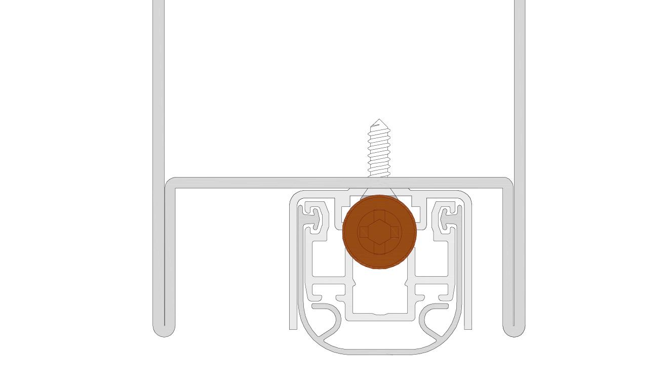 Paraspifferi per Porta in acciaio